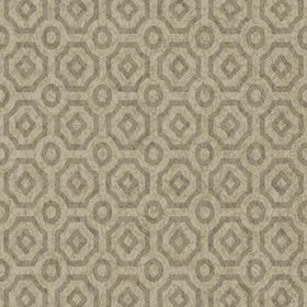 Cole & Son Queens Quarter Metallic Gilver 118-10024