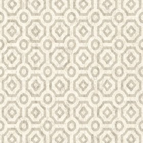 Cole & Son Queens Quarter Mica-Parchment 118-10023