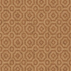 Cole & Son Queens Quarter Metallic Copper 118-10025
