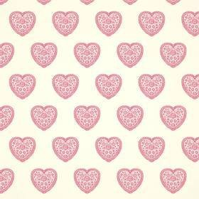 Harlequin Sweet Heart Pink 112659