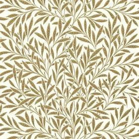 Ben Pentreath For Morris & Co Willow Cream-Brown 216965
