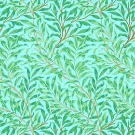 Ben Pentreath For Morris & Co Willow Bough Sky-Leaf 216948