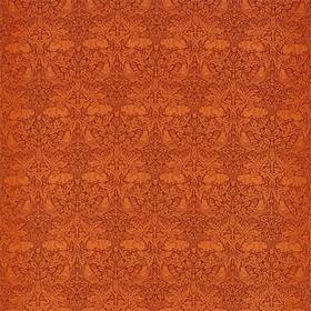 Ben Pentreath For Morris & Co Brer Rabbit Burnt Orange 226849