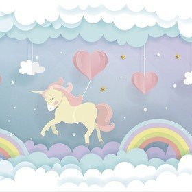 Ohpopsi Unicorn Dream XLWS0370