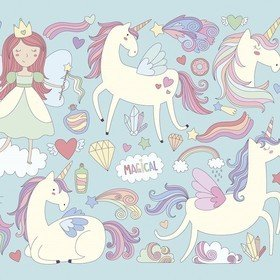Ohpopsi Unicorn Magic XLWS0371