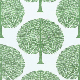 Thibaut Mulberry Tree Green F910604