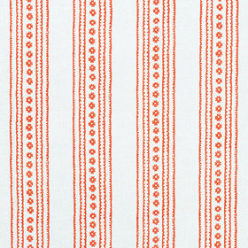 Thibaut New Haven Stripe Coral F910606