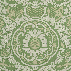 Thibaut Earl Damask Green T10838