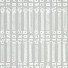 Zoffany Columns Empire Grey-Architects White 312968