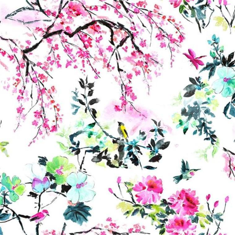 Designers Guild Chinoiserie Flower Peony FDG2303 01 Designers
