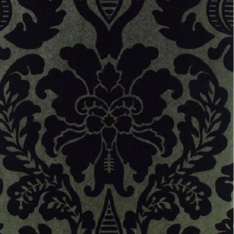 Designers Guild Monteverdi Noir P499 06 Designers Guild Select