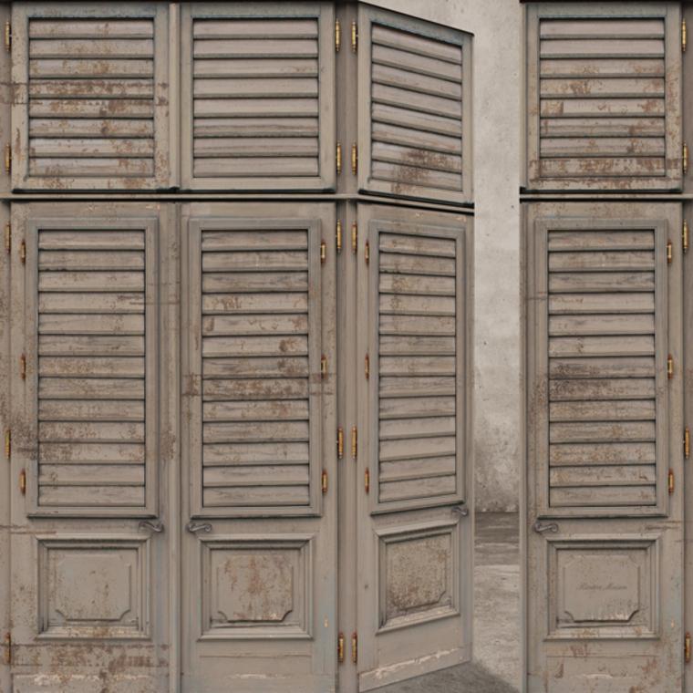 Galerie Louvre Doors 30603 & Galerie Louvre Doors 30603 | Galerie | Select Wallpaper