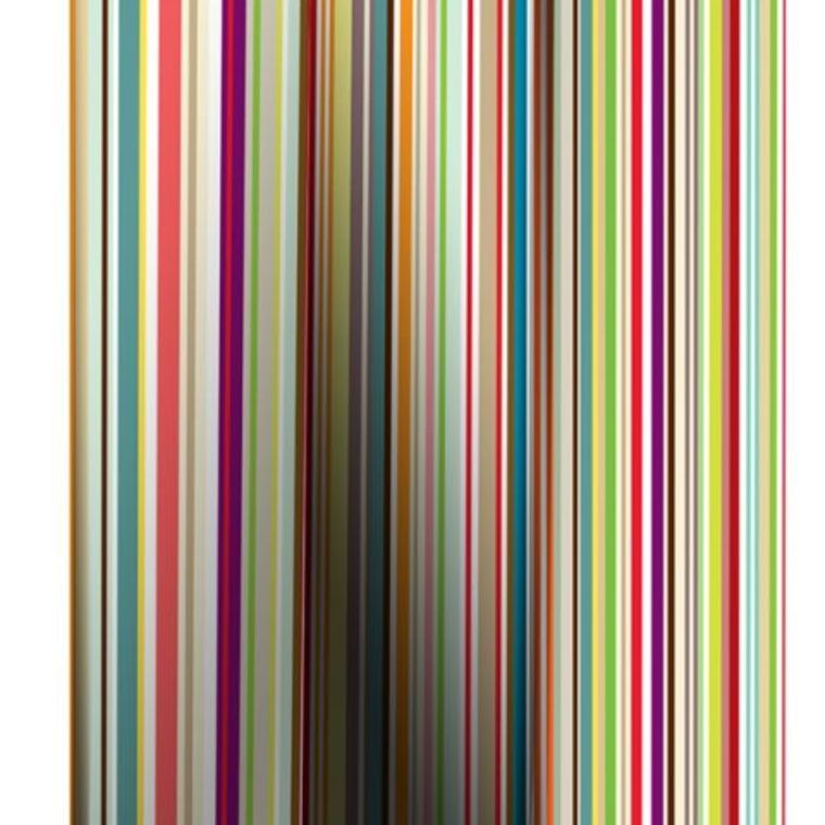 Bright stripe wallpaper uk